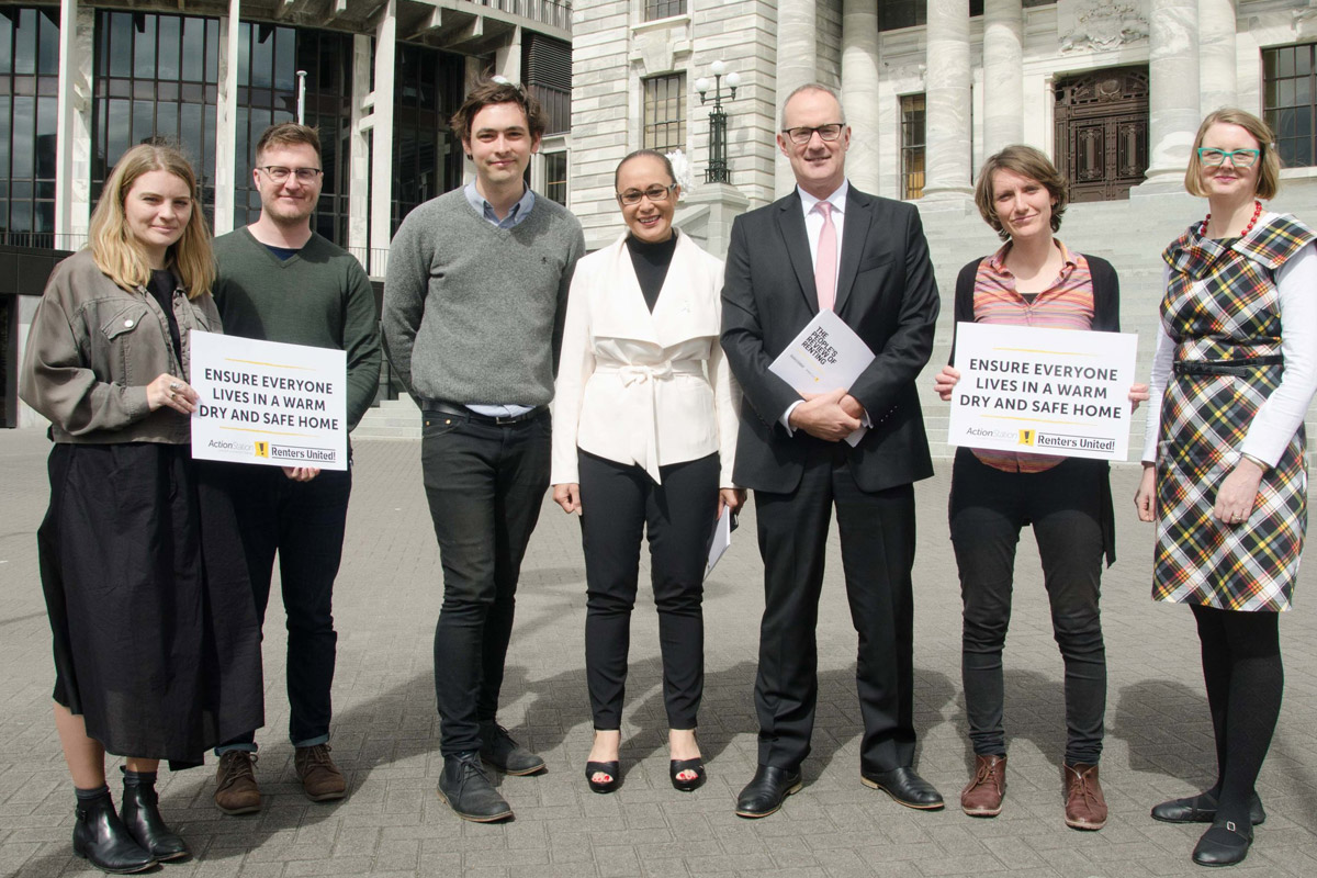 Renters United launch the People's Review of Renting report